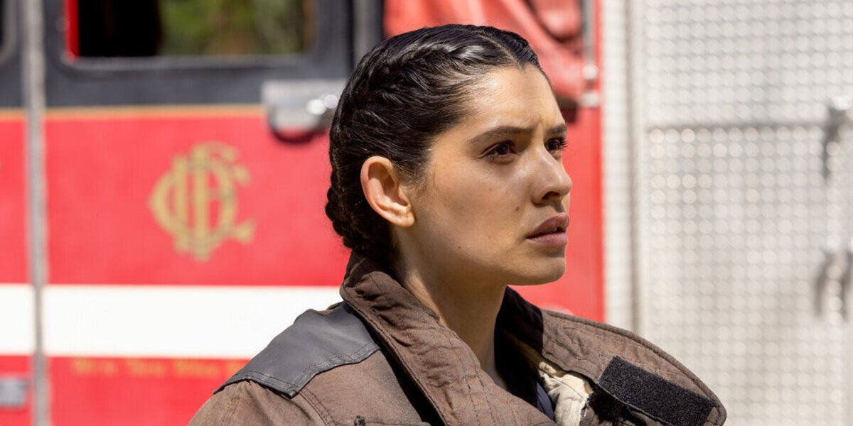 Chicago Fire's Miranda Rae Mayo And Showrunner Talk Stella's Stressful Episode, Casey's New Lease On Life And More