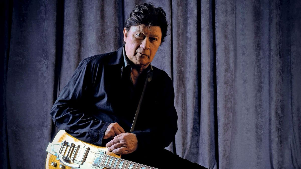 "Robbie Robertson: ""The guitar is still a big point of discovery to me - it's infinite"""