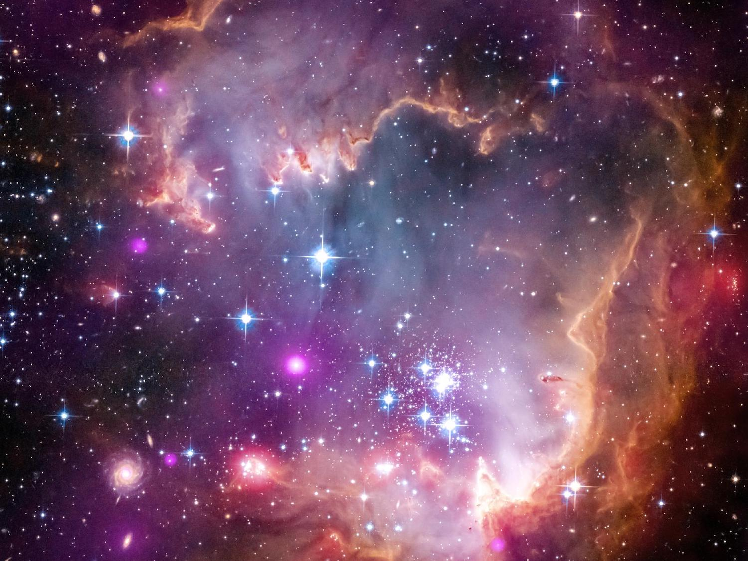 Small Magellanic Cloud: The Milky Way's Small Neighbor | Space