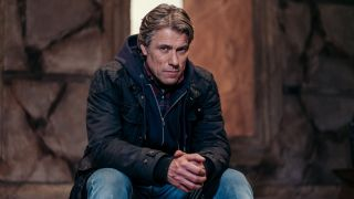 "John Bishop as Dan, the new companion in Season 13 of ""Doctor Who."""