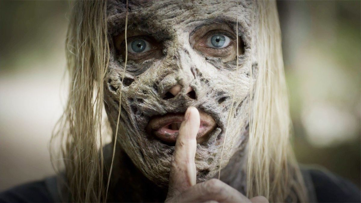 New The Walking Dead teaser trailer shines a spotlight on the horrors of the Whisperers