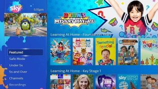 Sky launches 'Learning From Home' collection on Sky Kids