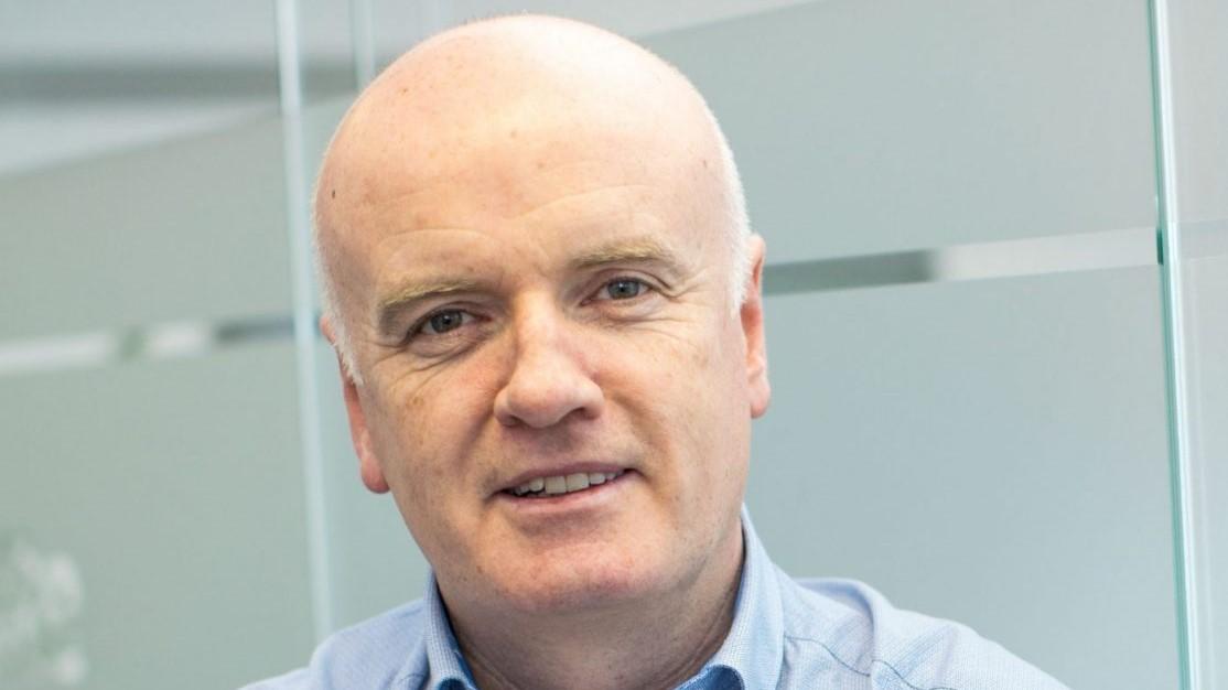 Indigo Telecom CEO Ian Duggan