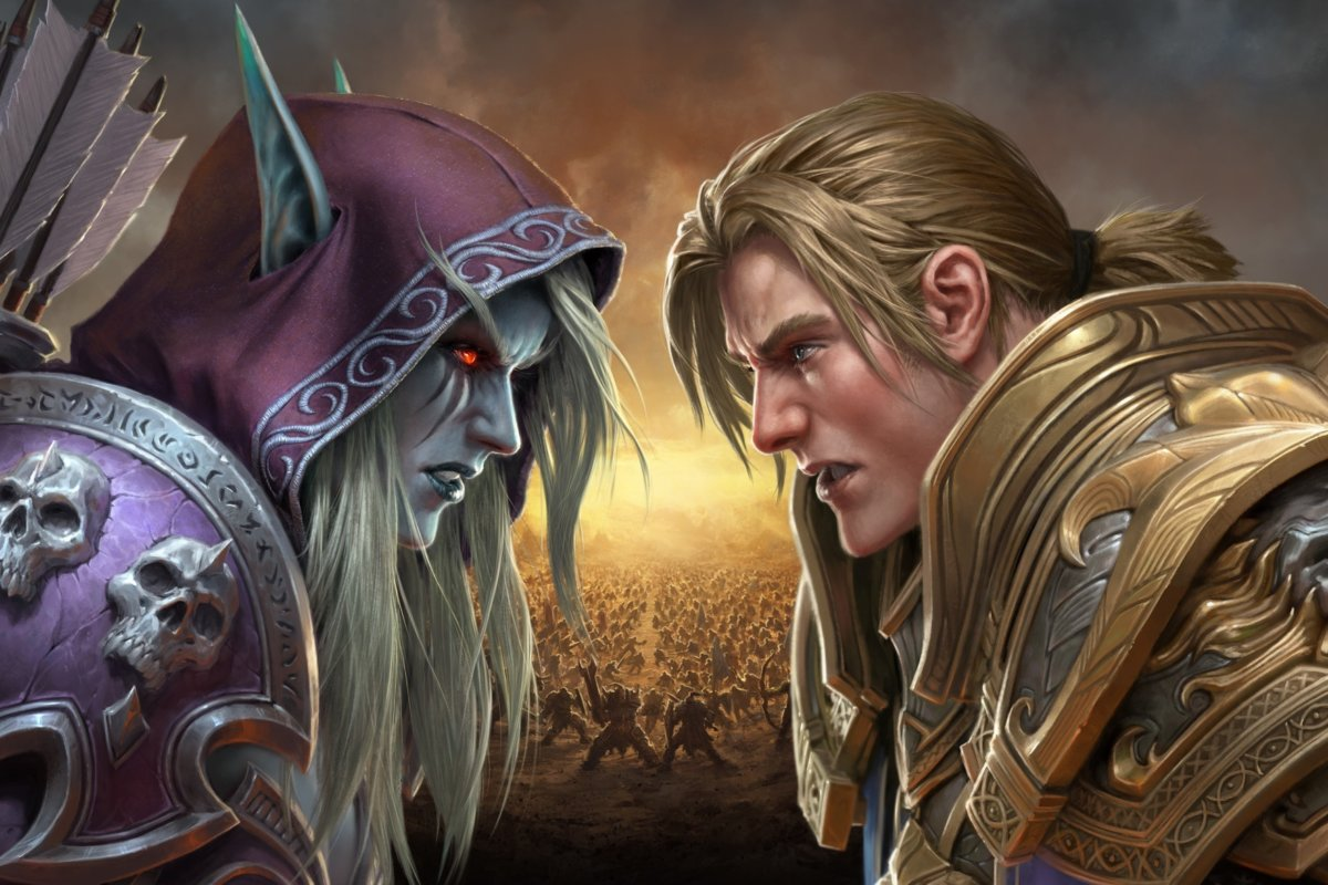World of Warcraft might one day let Alliance and Horde players raid and do dungeons together