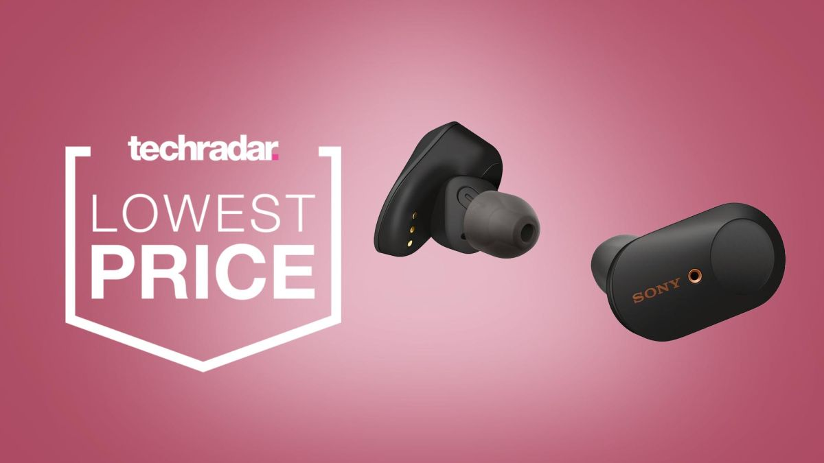 The best wireless earbuds hit lowest ever price in this Black Friday headphones deal - TechRadar