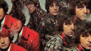 Pink Floyd - detail from Piper Art The Gates Of Dawn album artwork