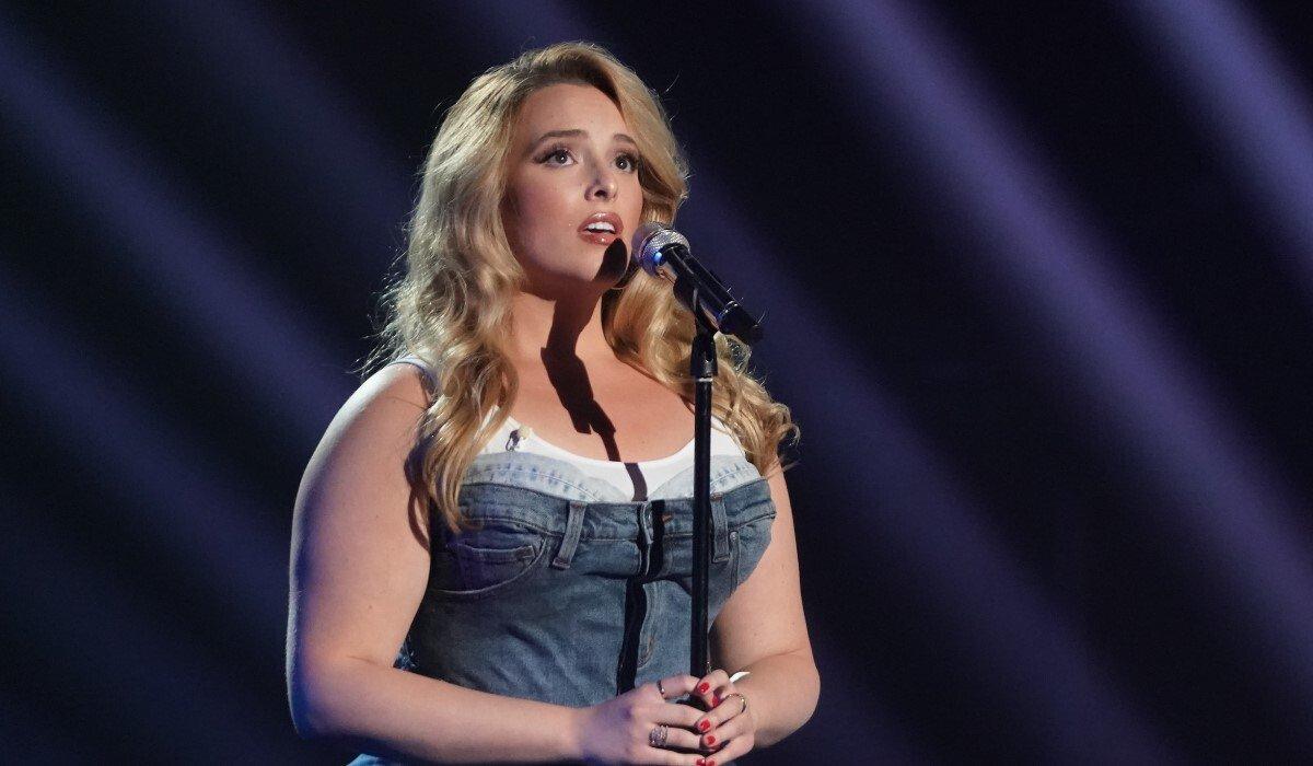 Grace Singing American Idol ABC