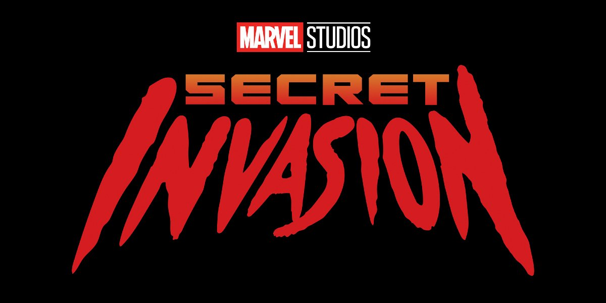 Secret Invasion title card