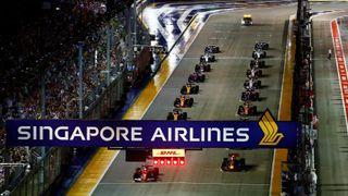 stream f1 live from the singapore grand prix