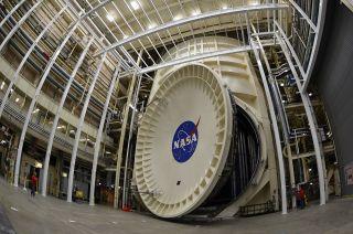 NASA Vacuum Chamber