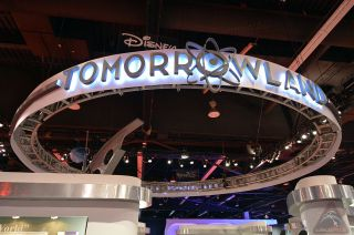 """Tomorrowland"" Pop-Up Museum"