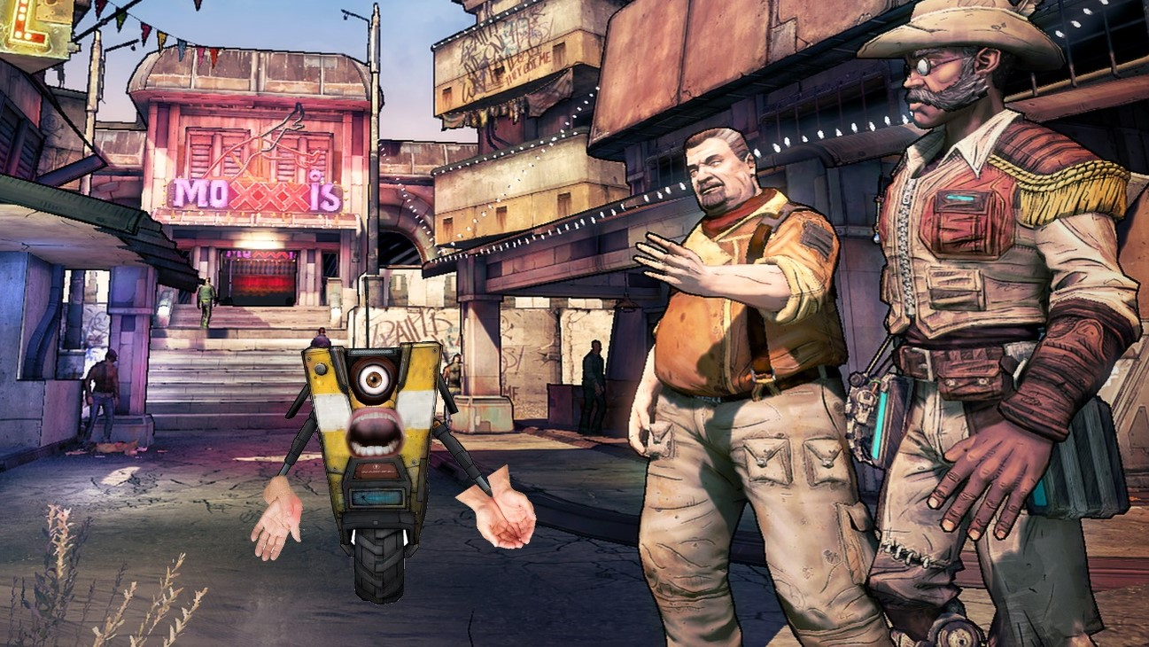 Latest Borderlands 3 controversy involves an alleged physical assault against former Claptrap voice actor