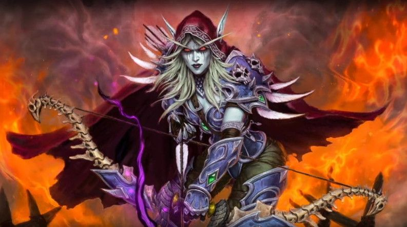 Sylvanas Windrunner is coming to Hearthstone as a new Hero ...
