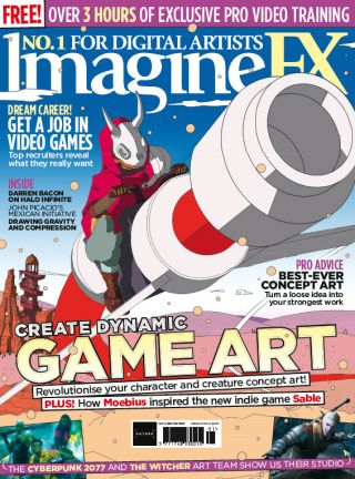 Create dynamic game art with ImagineFX | Creative Bloq