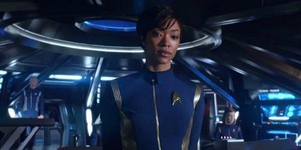 Michael Burnham Star Trek: Discovery