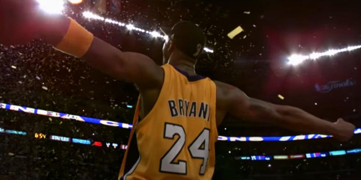 Kobe Bryant in Kobe Bryant's Muse