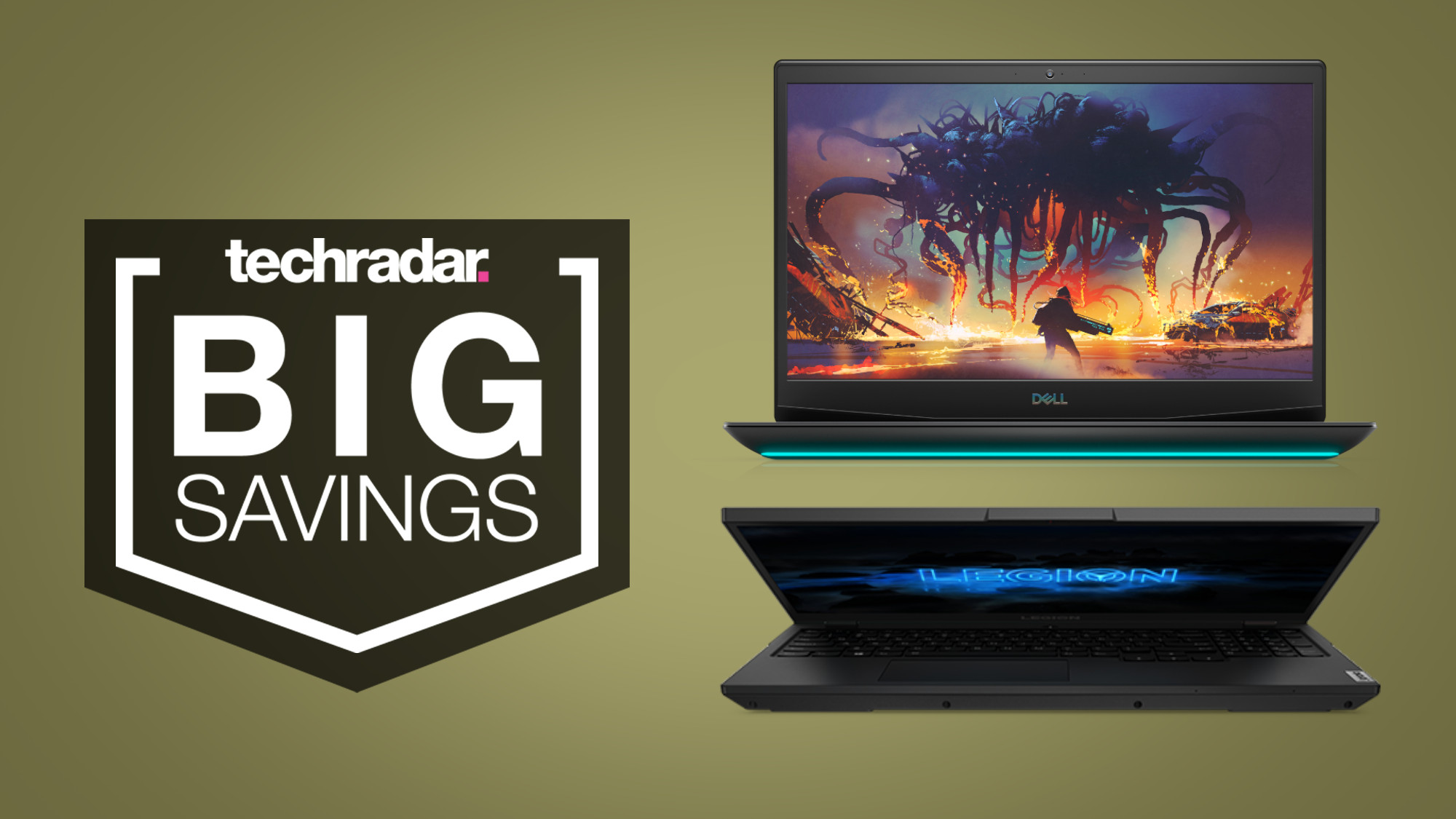 Gaming Laptop Deals Top Sales From Lenovo And Dell Up To 800 Off This Weekend Techradar