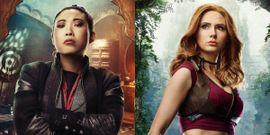 Jumanji's Awkwafina And Karen Gillan's Upcoming Action Movie Has Taken A Big Step Forward