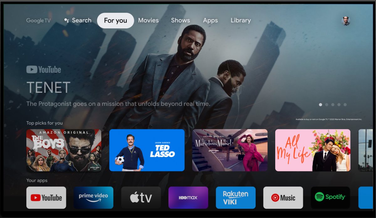 Android TV just got a ton of upgrades to fight Roku and Apple TV