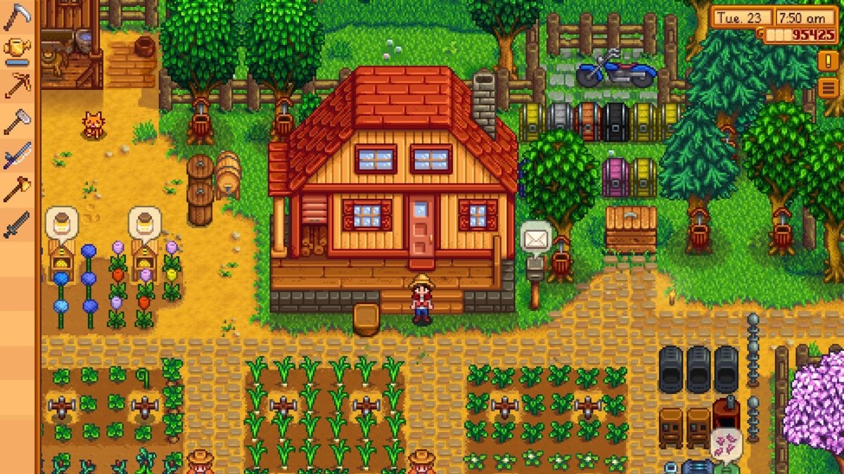 Stardew Valley creator is planning a non-farming game in the same world