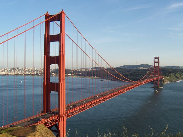 How Did Teen Survive Fall From Golden Gate Bridge Live Science