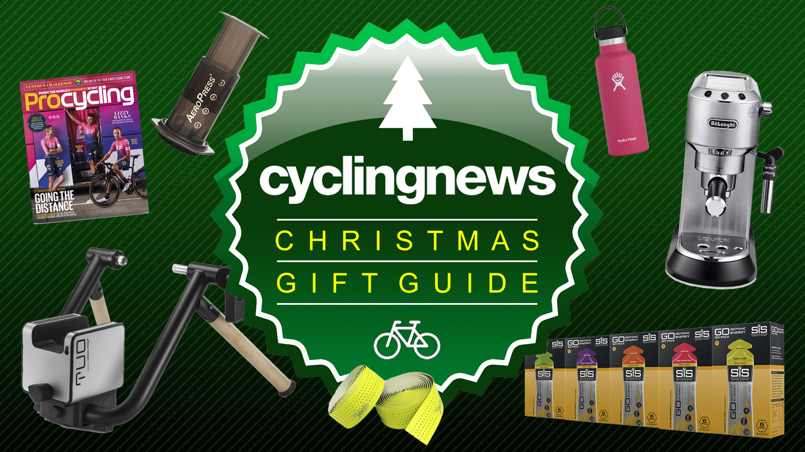 Best gifts for cyclists this Christmas