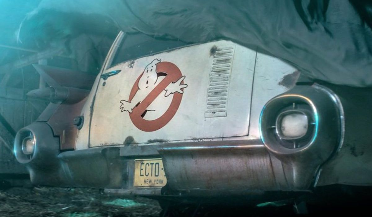 Ghostbusters: Afterlife ECTO-1, first teaser trailer