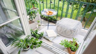Balcony decor ideas: how to create a gorgeous outside space