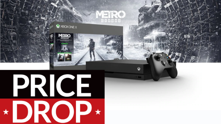 Gaming deals: Xbox One X and entire Metro saga bundle gets