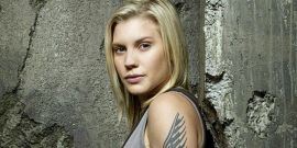 Battlestar Galactica's Katee Sackhoff Explains How One Fan Encounter Stuck With Her For Years