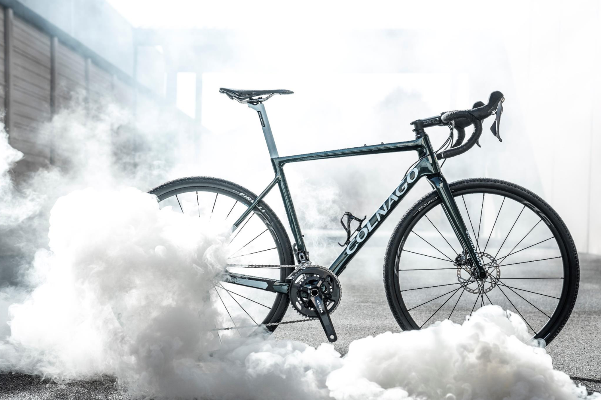 Colnago enters the gravel market with the new G3X