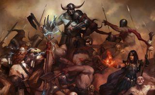 Diablo 4 Concept Art