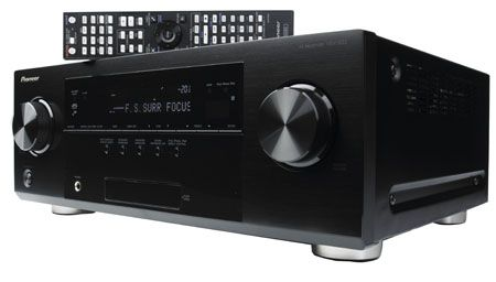 Pioneer VSX-922-K AV Receiver Drivers Windows