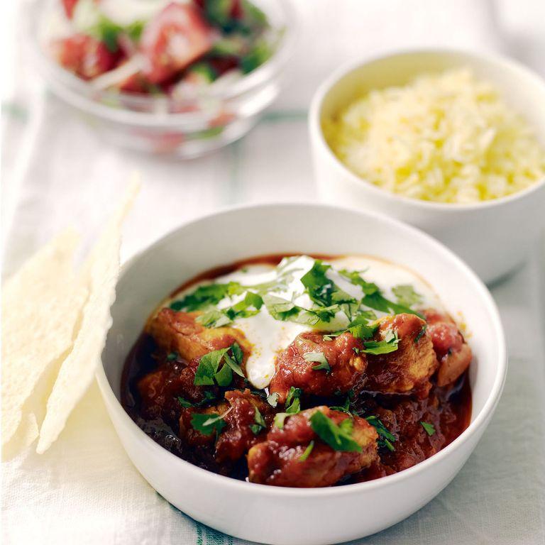 Quick Chicken Balti recipe-chicken recipes-recipe ideas-new recipes-woman and home