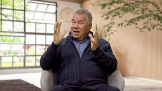 William Shatner is ready for your questions in an artificial intelligence project by StoryFile.