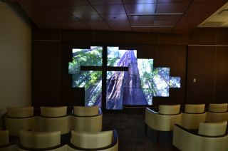 Florida Hospital Relies on Planar Mosaic Architectural Video Wall