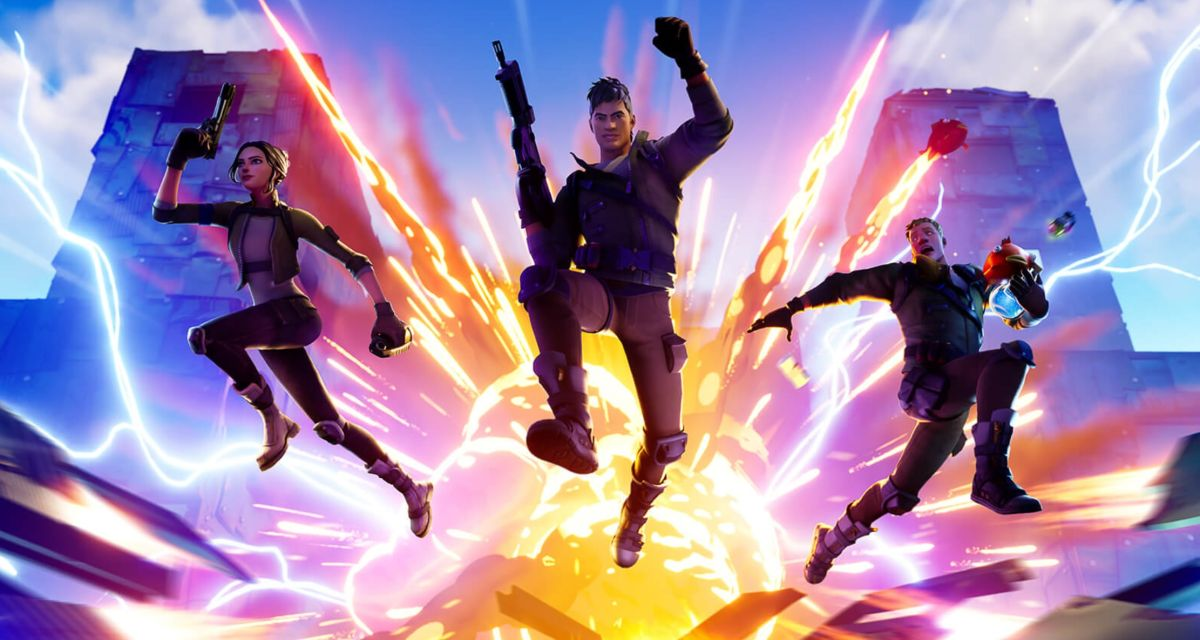 Fortnite's Battle Lab lets you create your own battle royale modes