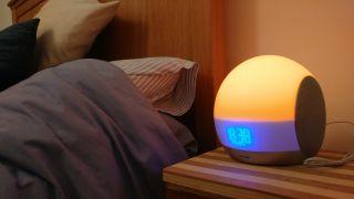 Beurer Wake Up Light.Best Sad Wake Up Lamps Beat Those Winter Blues Techradar