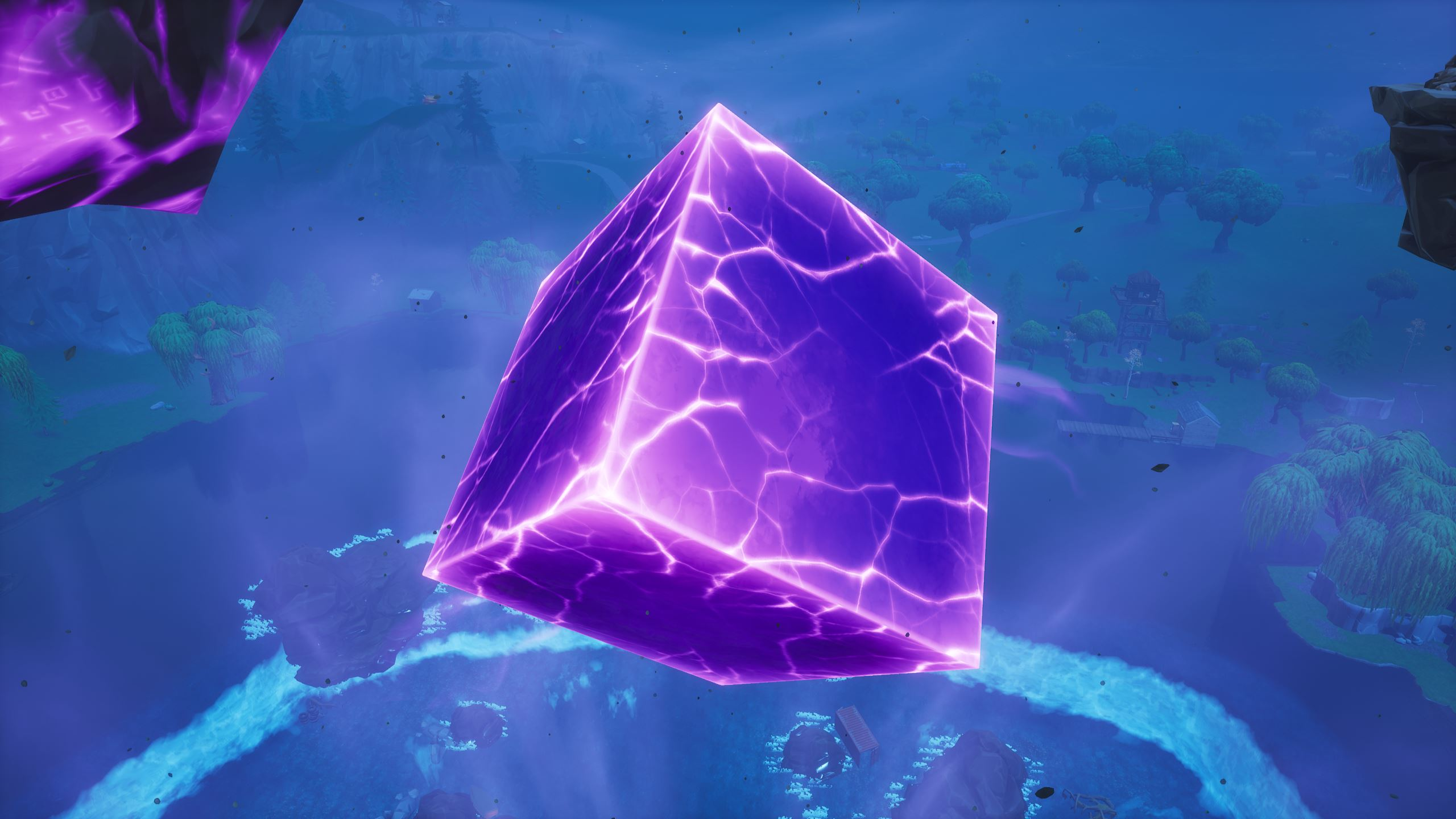 Fortnite's next big in-game event announced, pray for cube