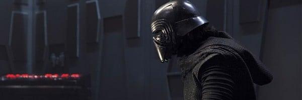 Star Wars The Last Jedi Kylo Ren Kneeling
