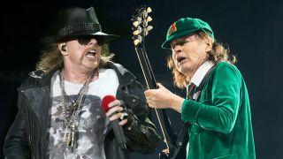 AC/DC Guns N' Roses