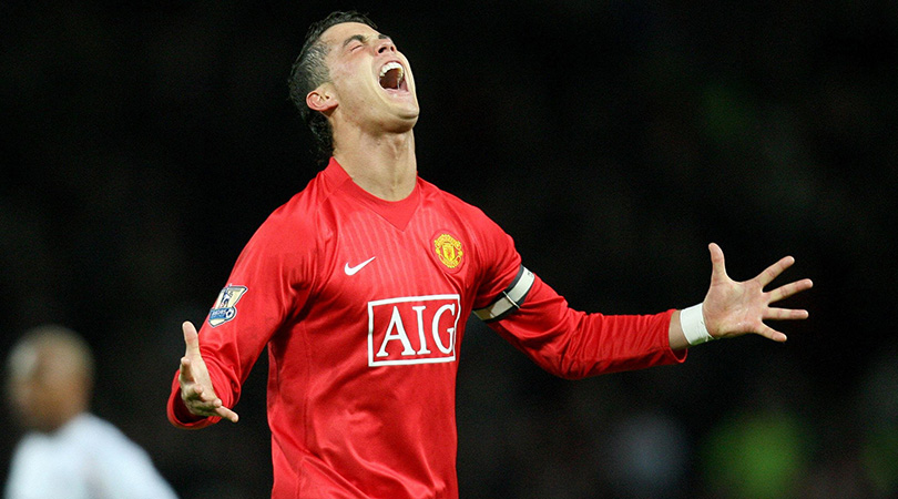 Greatest Individual Seasons Cristiano Fires Manchester United To Glory At Home And Abroad 2007 08 Fourfourtwo