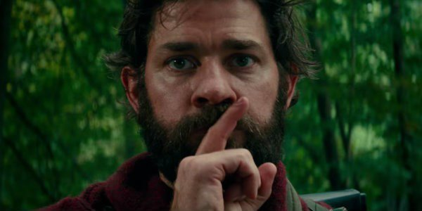 Yes, John Krasinski Thought About Farts In A Quiet Place