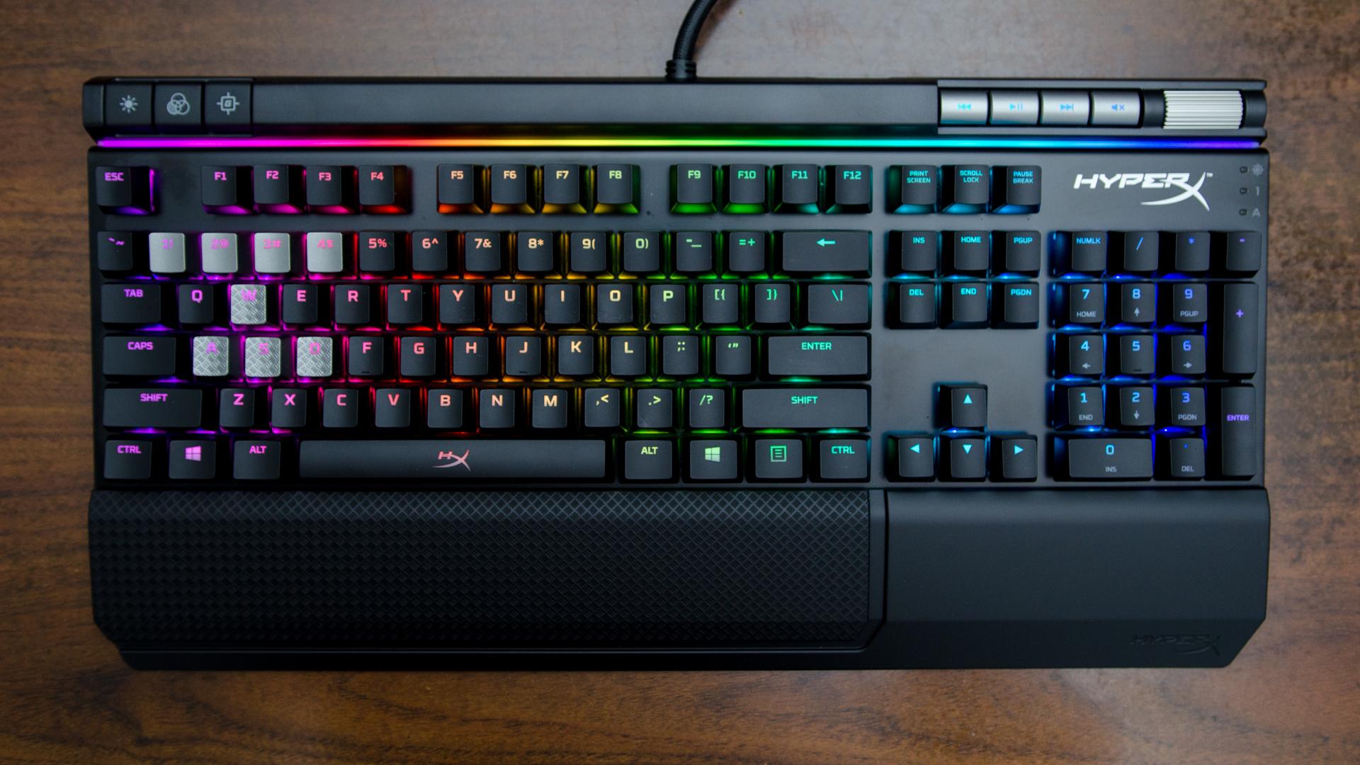 35cf03e572d HyperX Alloy Elite RGB review | TechRadar