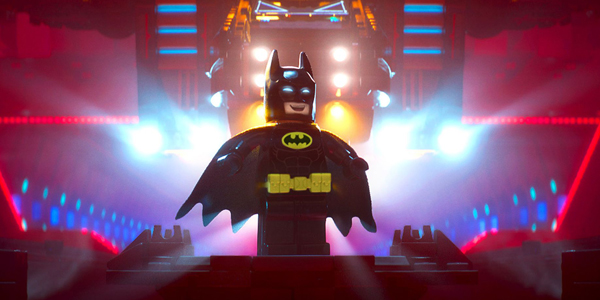 the lego batman movie and steven mnunchin