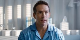 Watch Ryan Reynolds Try To Sell The Croods: A New Age's VOD Debut While Hilariously (Not) Plugging His Gin