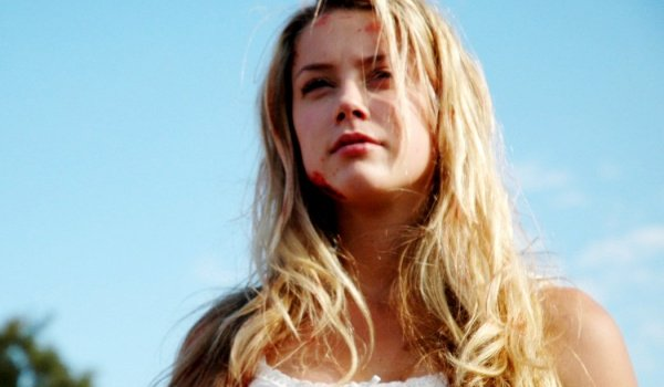 Amber Heard in All The Boys Love Mandy Lane
