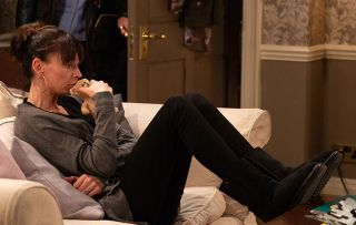 Emmerdale spoilers! Grieving Chas Dingle's heart breaks as she plans baby Grace's funeral