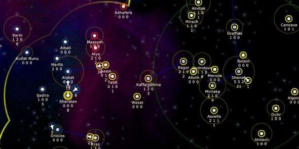 Best Browser Games: Neptune's Pride