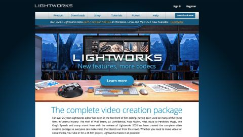 Lightworks review